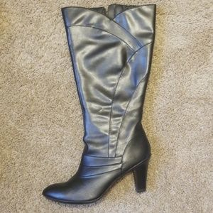 George Carmen heeled boots